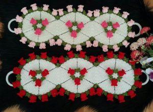 Suzan'ın Çiçek Bahçesi Uzun Lif Yapılışı 3