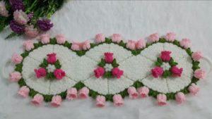 Suzan'ın Çiçek Bahçesi Uzun Lif Yapılışı 5