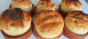 Toprak Tencerede Ekmek Yapımı 3