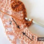 Zigzag Örgü Battaniye Yapılışı 10