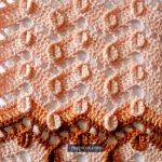 Zigzag Örgü Battaniye Yapılışı 14