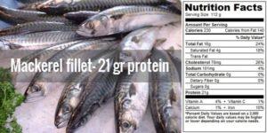 10 En Çok Protein İçeren Besin 9