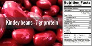 10 En Çok Protein İçeren Besin 2