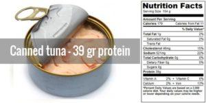 10 En Çok Protein İçeren Besin 3
