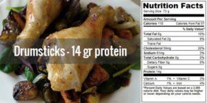 10 En Çok Protein İçeren Besin 5