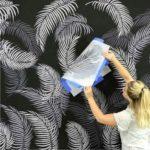 20 Duvar Boyama Şablonları 11