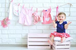 Bebek Kıyafetleri Nasıl Yıkanır? 1