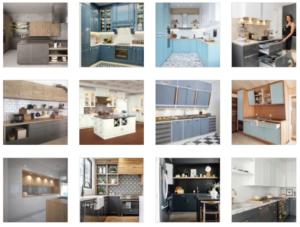 Benzersiz Mutfak Dolabı Modelleri
