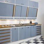 Benzersiz Mutfak Dolabı Modelleri 6
