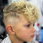 Erkek Çocuk Saç Kesim Modelleri 30