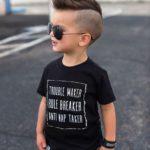 Erkek Çocuk Saç Kesim Modelleri 20