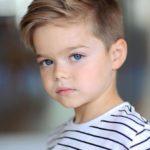 Erkek Çocuk Saç Kesim Modelleri 2