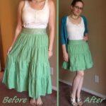 Eski Kıyafetlerden Yeni Kıyafet Yapma 2