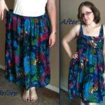 Eski Kıyafetlerden Yeni Kıyafet Yapma 4