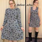 Eski Kıyafetlerden Yeni Kıyafet Yapma 26