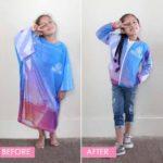 Eski Kıyafetlerden Yeni Kıyafet Yapma 35