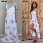Eski Kıyafetlerden Yeni Kıyafet Yapma 39