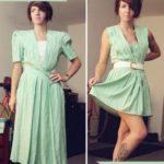 Eski Kıyafetlerden Yeni Kıyafet Yapma 9