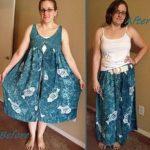 Eski Kıyafetlerden Yeni Kıyafet Yapma 45