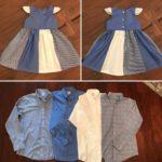 Eski Kıyafetlerden Yeni Kıyafet Yapma 47