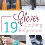 Eski Kıyafetlerden Yeni Kıyafet Yapma 10