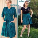 Eski Kıyafetlerden Yeni Kıyafet Yapma 56