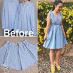 Eski Kıyafetlerden Yeni Kıyafet Yapma 57