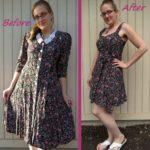 Eski Kıyafetlerden Yeni Kıyafet Yapma 60