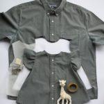 Eski Kıyafetlerden Yeni Kıyafet Yapma 64