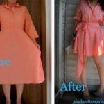 Eski Kıyafetlerden Yeni Kıyafet Yapma 11