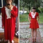 Eski Kıyafetlerden Yeni Kıyafet Yapma 68