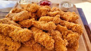Evde KFC Tavuk Yapma 2