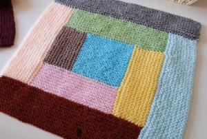 Kırkyama Bebek Battaniye Modelleri