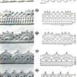 Şemalı Havlu Kenarı Örnekleri 16