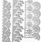 Şemalı Havlu Kenarı Örnekleri 74