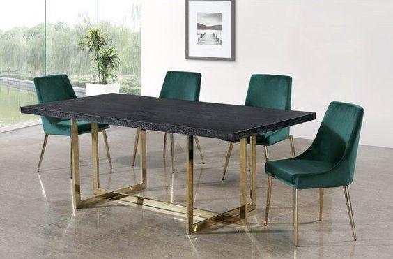 Yeni Yemek Masası Modelleri 24
