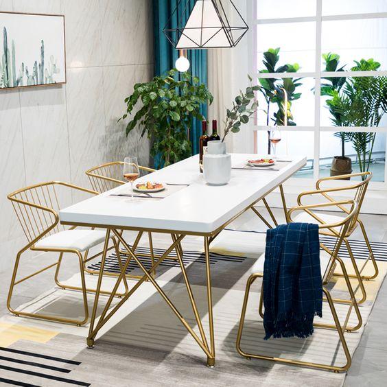 Yeni Yemek Masası Modelleri 26
