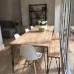 Yeni Yemek Masası Modelleri 27