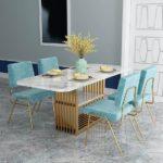 Yeni Yemek Masası Modelleri 39