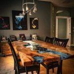 Yeni Yemek Masası Modelleri 42