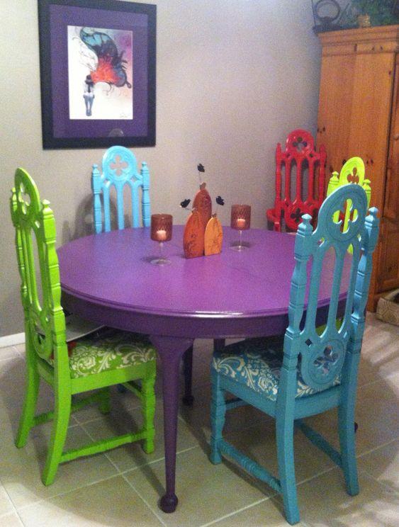 Yeni Yemek Masası Modelleri 48