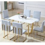 Yeni Yemek Masası Modelleri 6