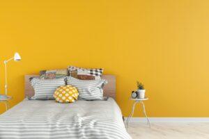 Evi Aydınlık Gösteren Boya Renkleri
