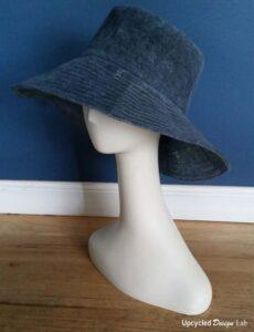 Kot Pantolondan Şapka Nasıl Yapılır?