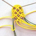 Makrome Ananas Nasıl Yapılır? 11