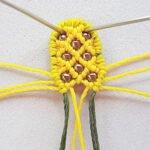 Makrome Ananas Nasıl Yapılır? 12