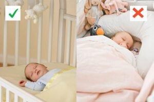 Yeni Doğan Bebek Yatağı Seçimi Nasıl Olmalı? 2