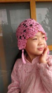 Anlatımlı Örgü Çocuk Şapkaları