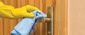 Çelik Kapı Nasıl Temizlenir?