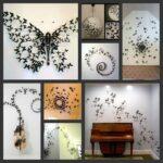 Duvar Süsü Kelebek Yapımı 2